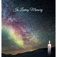 "Funeral Guest Book ""In Loving Memory"", Memorial Guest Book, Condolence Book, Remembrance Book for Funerals or Wake, Memorial Service Guest Book: ... finish. A treasured keepsake for the family."