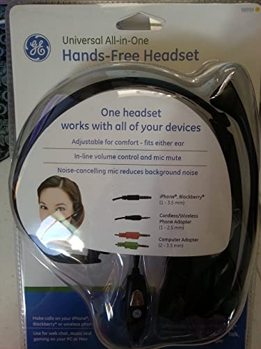 Power Gear Universal All-in-One Hands-Free Headset