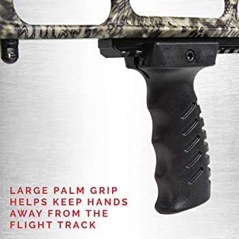 large palm grip