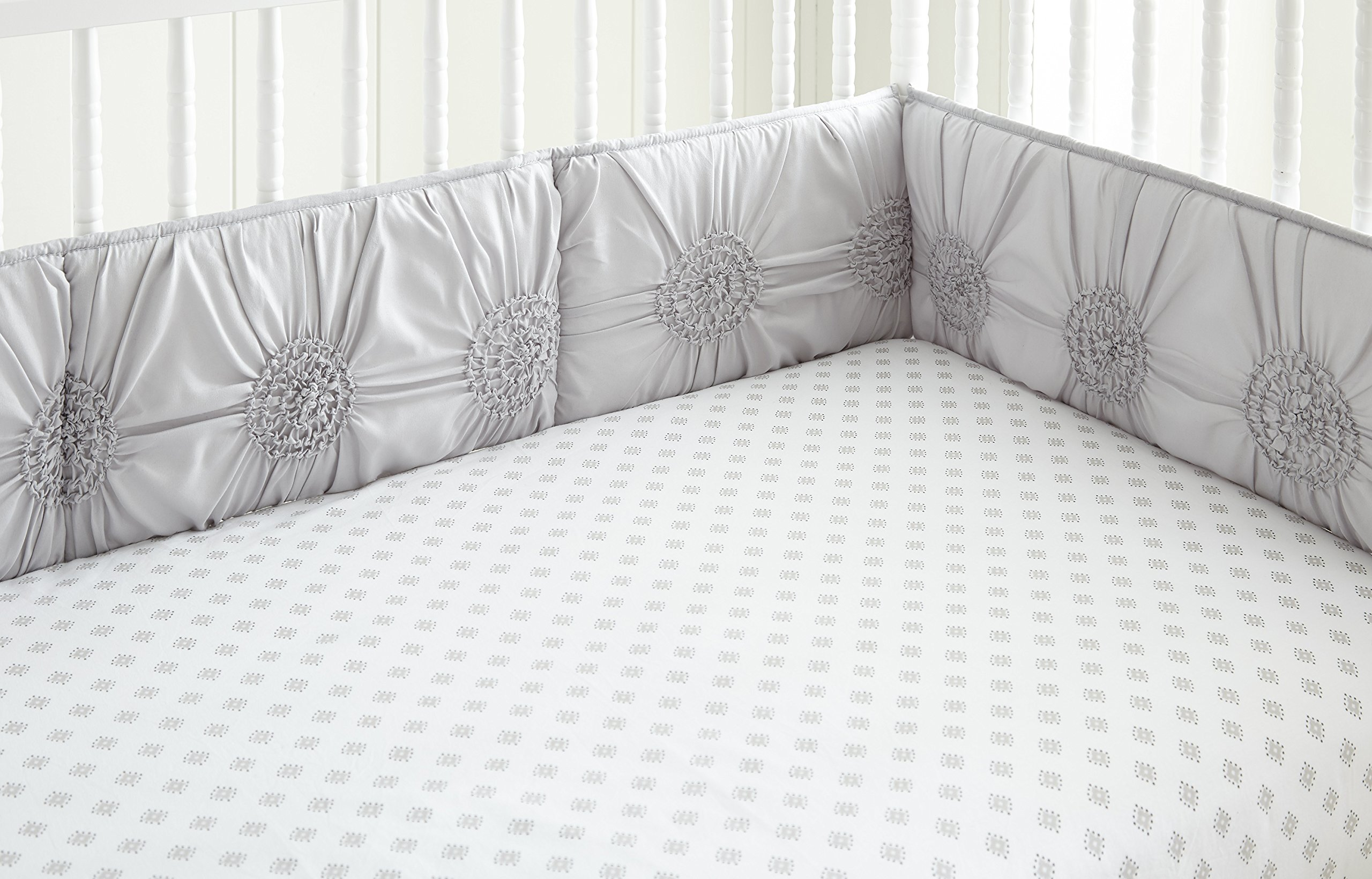 Amazon Com Levtex Home Baby Willow 5 Piece Crib Bedding