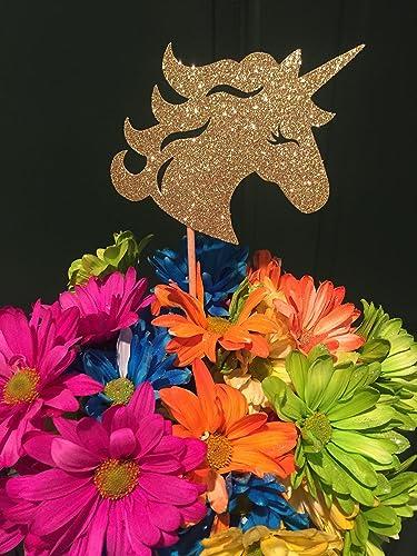 Amazon Unicorn Centerpieces Party Decor Head