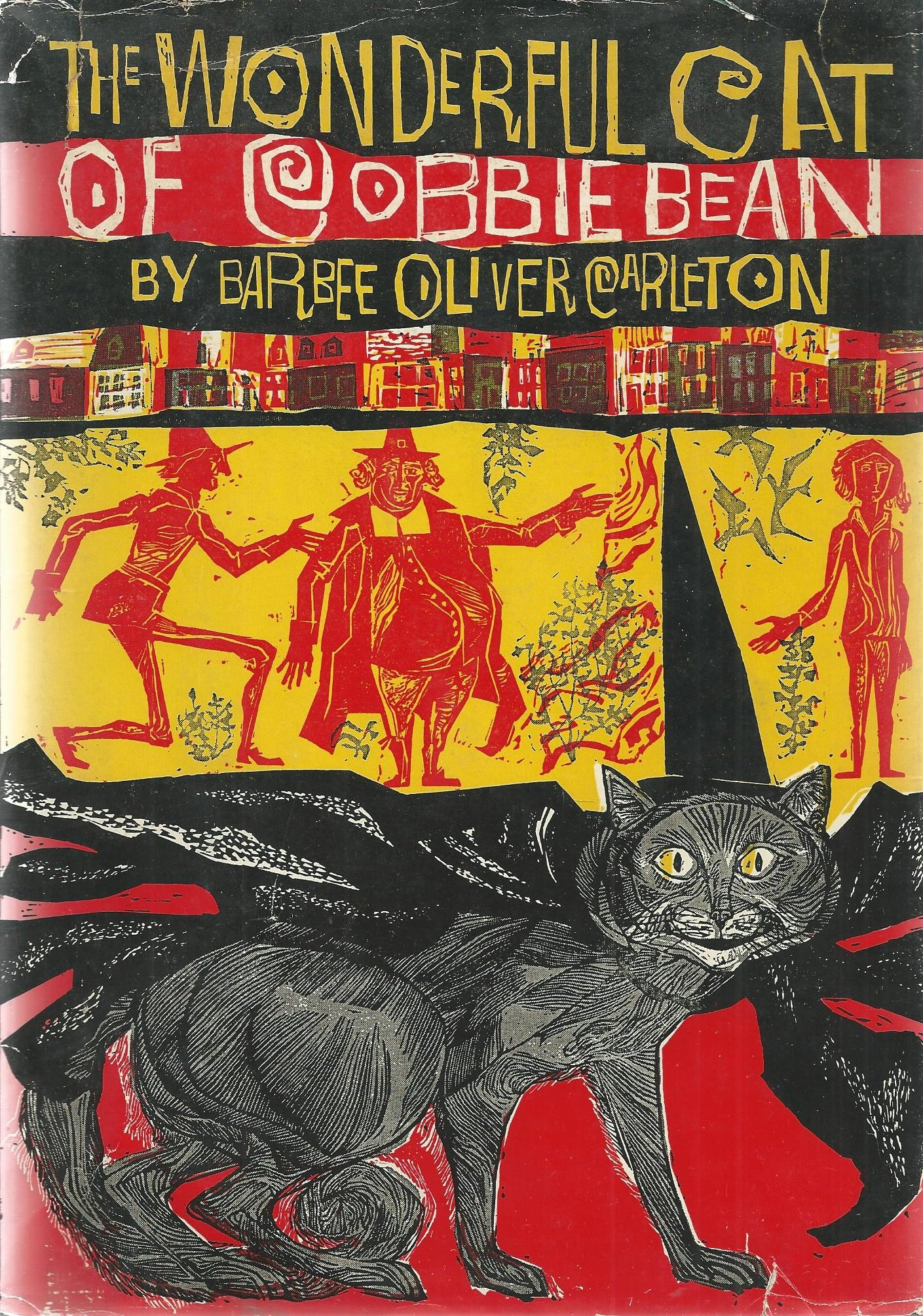 The Wonderful Cat of Cobbie Bean: Barbee Oliver Carleton: Amazon.com: Books