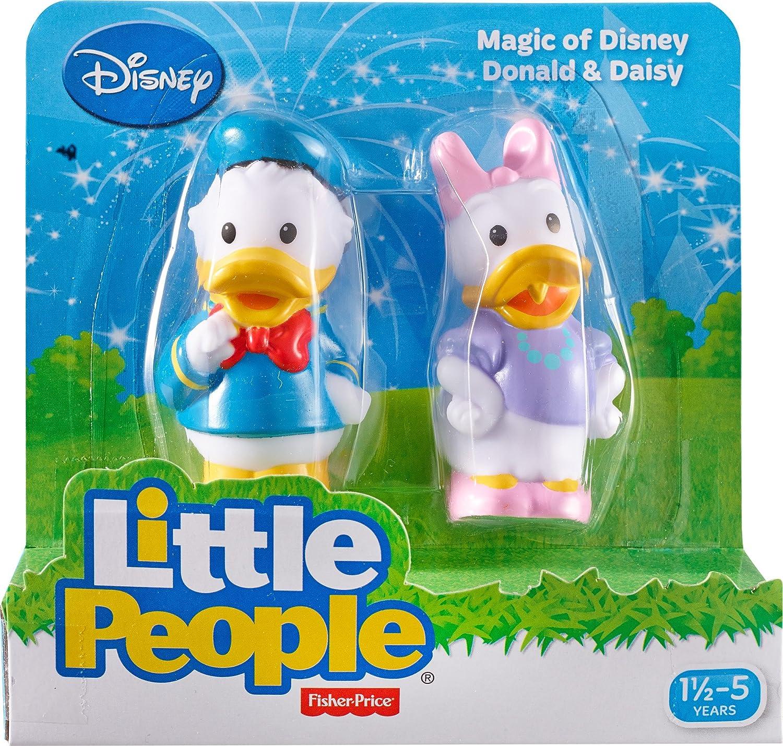Amazon.com: Fisher-Price Little People Magic of Disney Donald Duck ...
