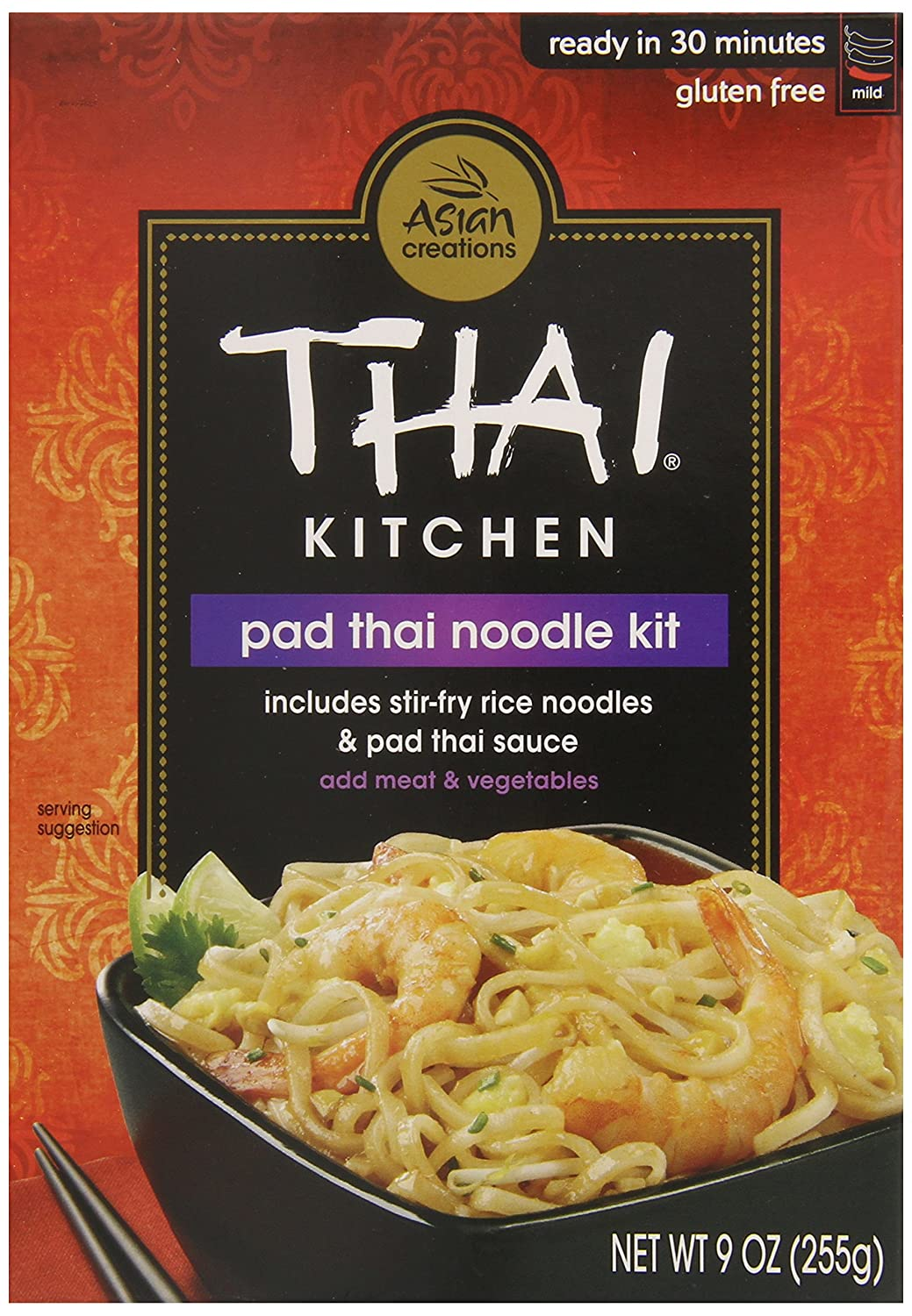 Amazon.com : Thai Kitchen Gluten-Free Original Pad Thai Stir-Fry ...