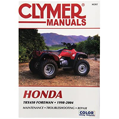 Clymer M205 Repair Manual: Automotive