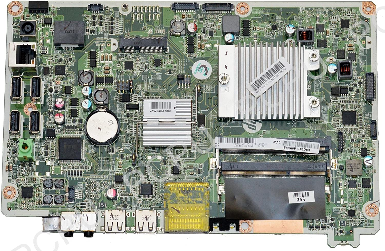 646907-001 HP Omni 120-1024 AIO Armand Motherboard w/AMD E450 1.65Ghz CPU