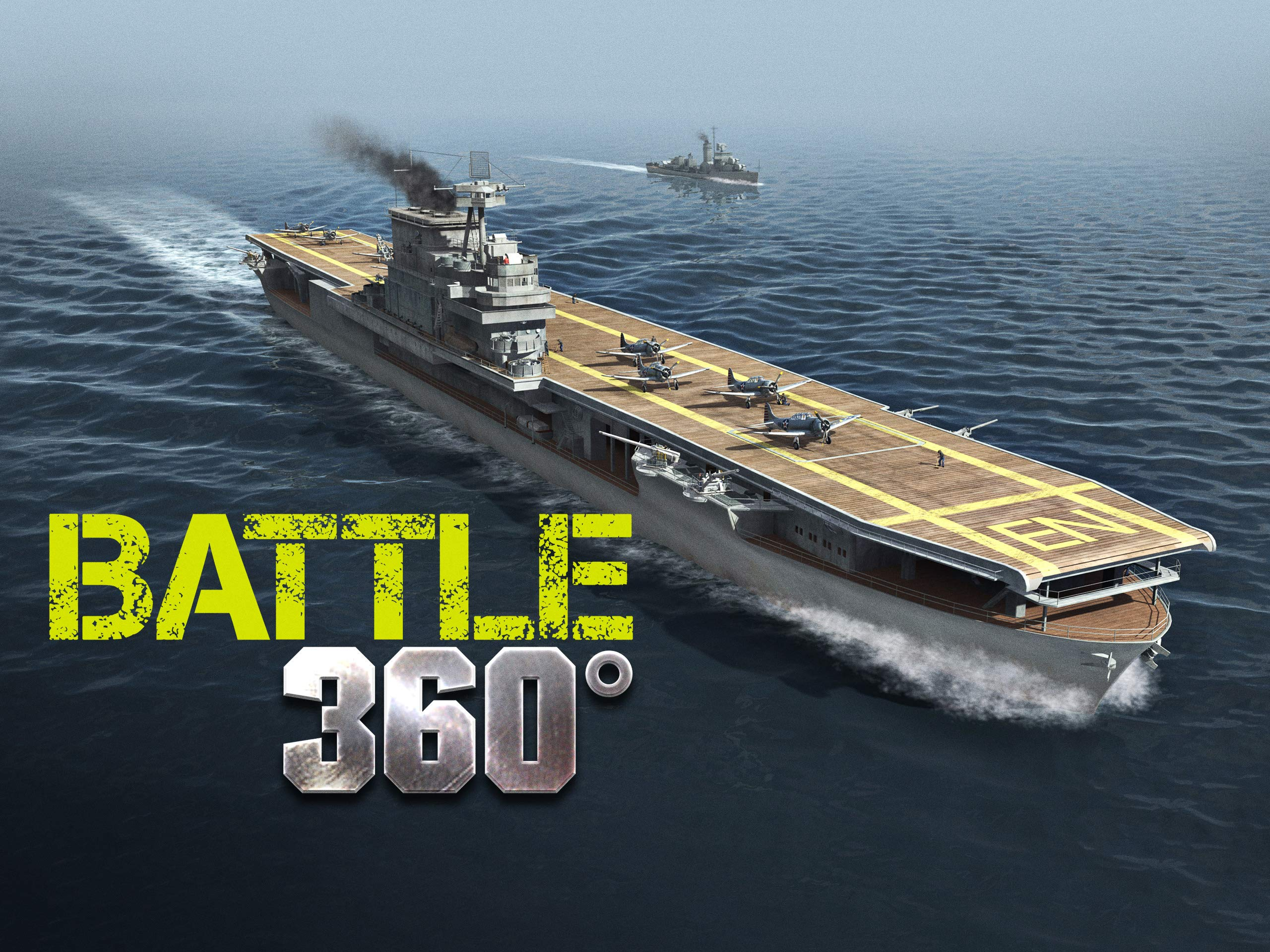 Battle 360 – SE01 EP03 – Jaws of the Enemy