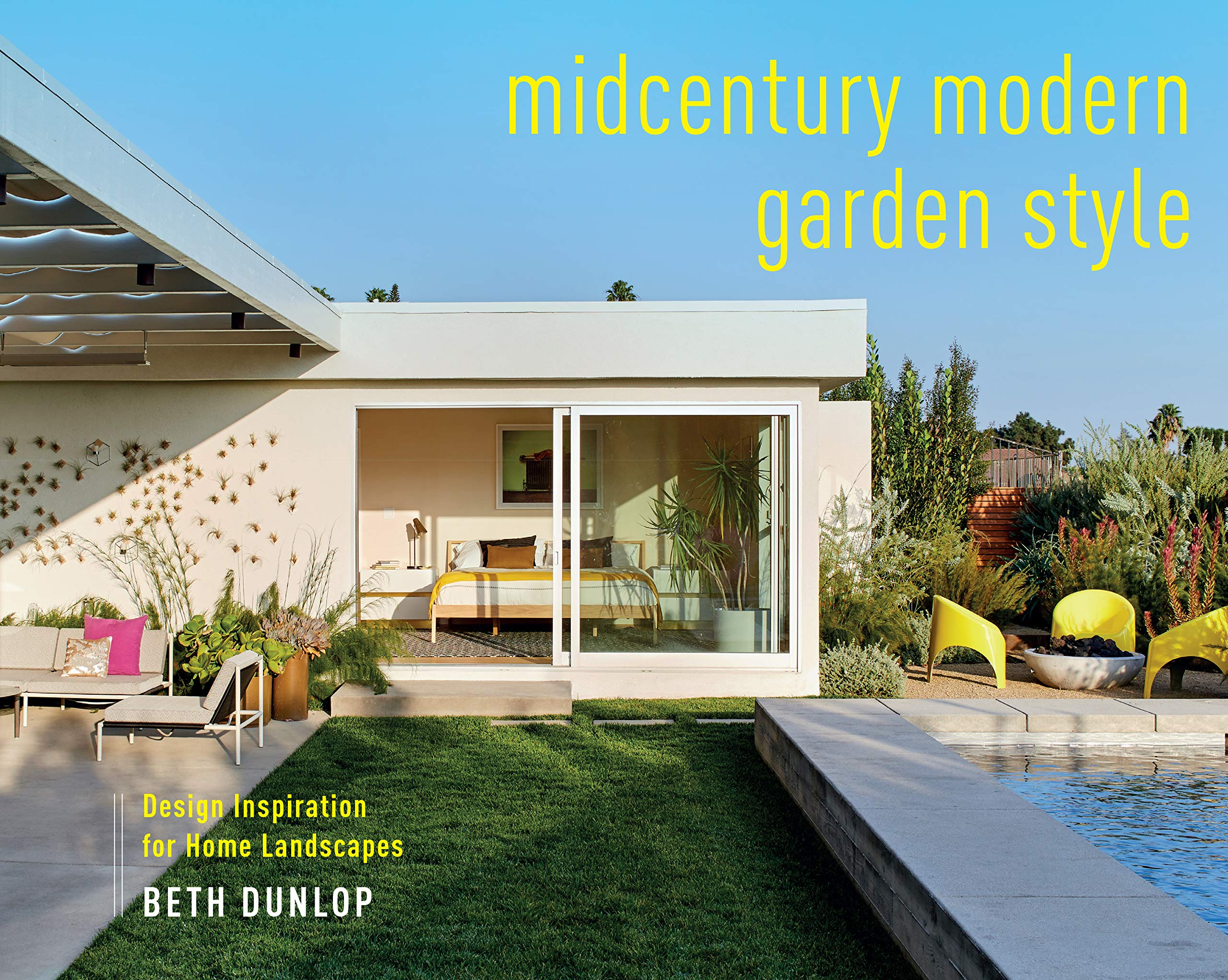 Midcentury Modern Garden Style Design Inspiration For Home