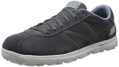 The-go Glide - Sharp, Basses Homme - Noir (Black), 40 EU (6.5 UK)Skechers
