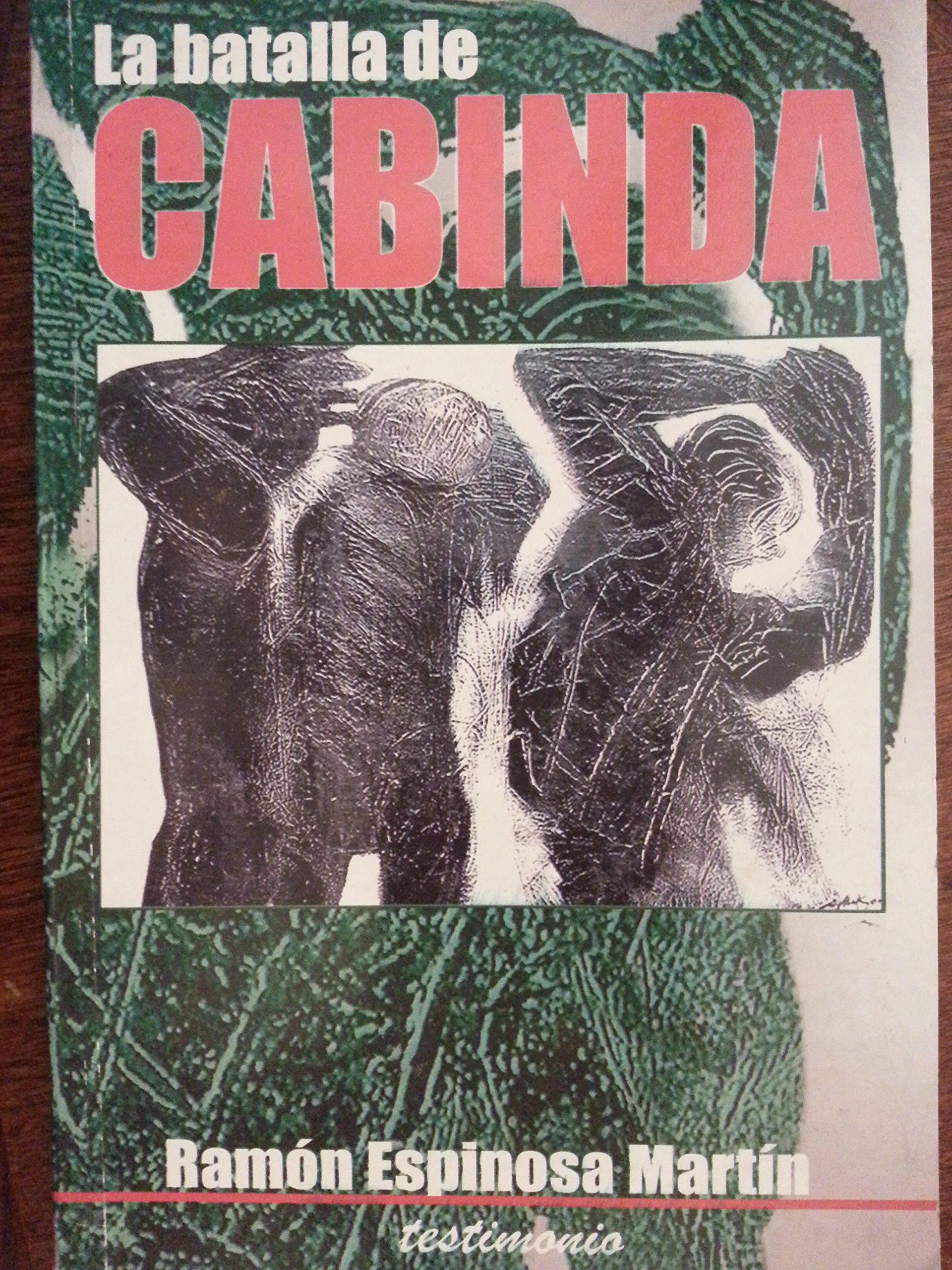 la batalla de cabinda.historia de la batalla de cabinda en angola,1975.por el general de cuerpo de ejercito ramon espinosa martin.angola war. ebook