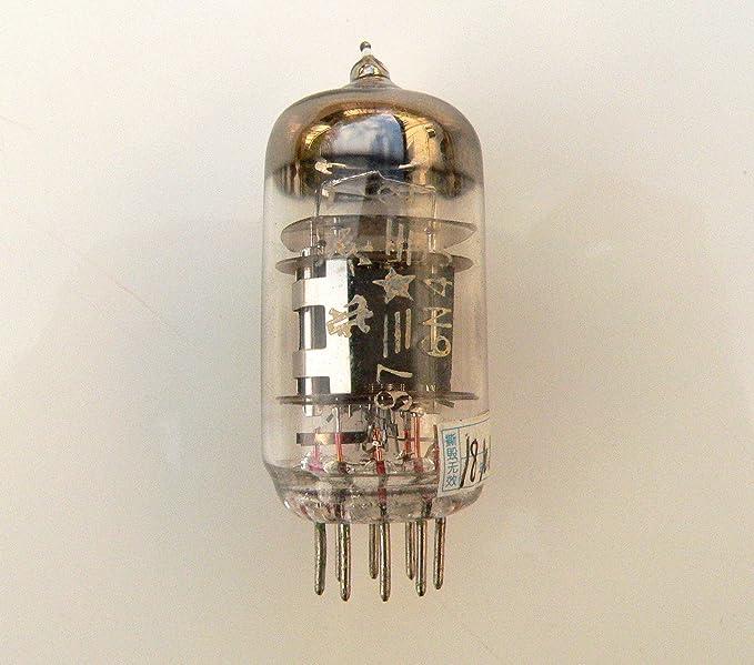 Jellyfish Audio 6N4 12AX7 ECC83 - Válvula de sonido para ...