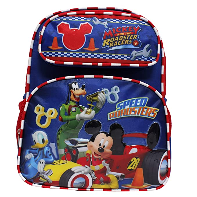 1dc13aacae6 Image Unavailable. Image not available for. Color  Small Backpack - Disney  - Mickey Mouse ...