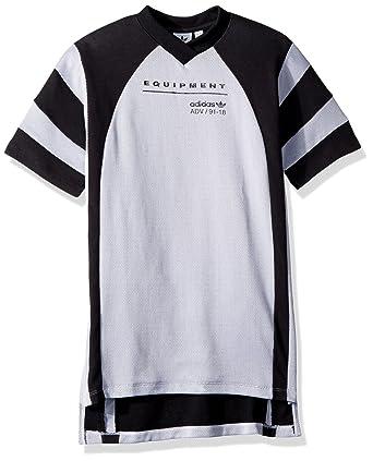1f733eb8a9623 Amazon.com: adidas Originals Girls' Big Originals EQT Dress: Clothing