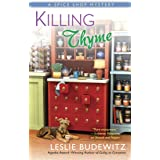 Killing Thyme (A Spice Shop Mystery Book 3)