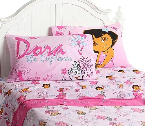 Dora The Explorer Bedding And Bedroom Decor Tktb