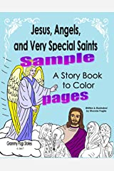 Jesus, Angels, and Very Special Saints: Sample Kindle Edition