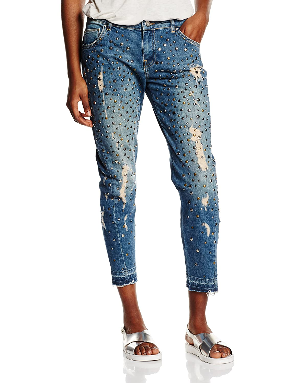 Silvian Heach Damen Jeans Alcredo(brigitte)