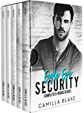 Eagle Eye Security: Complete 5-Part Series (English Edition)