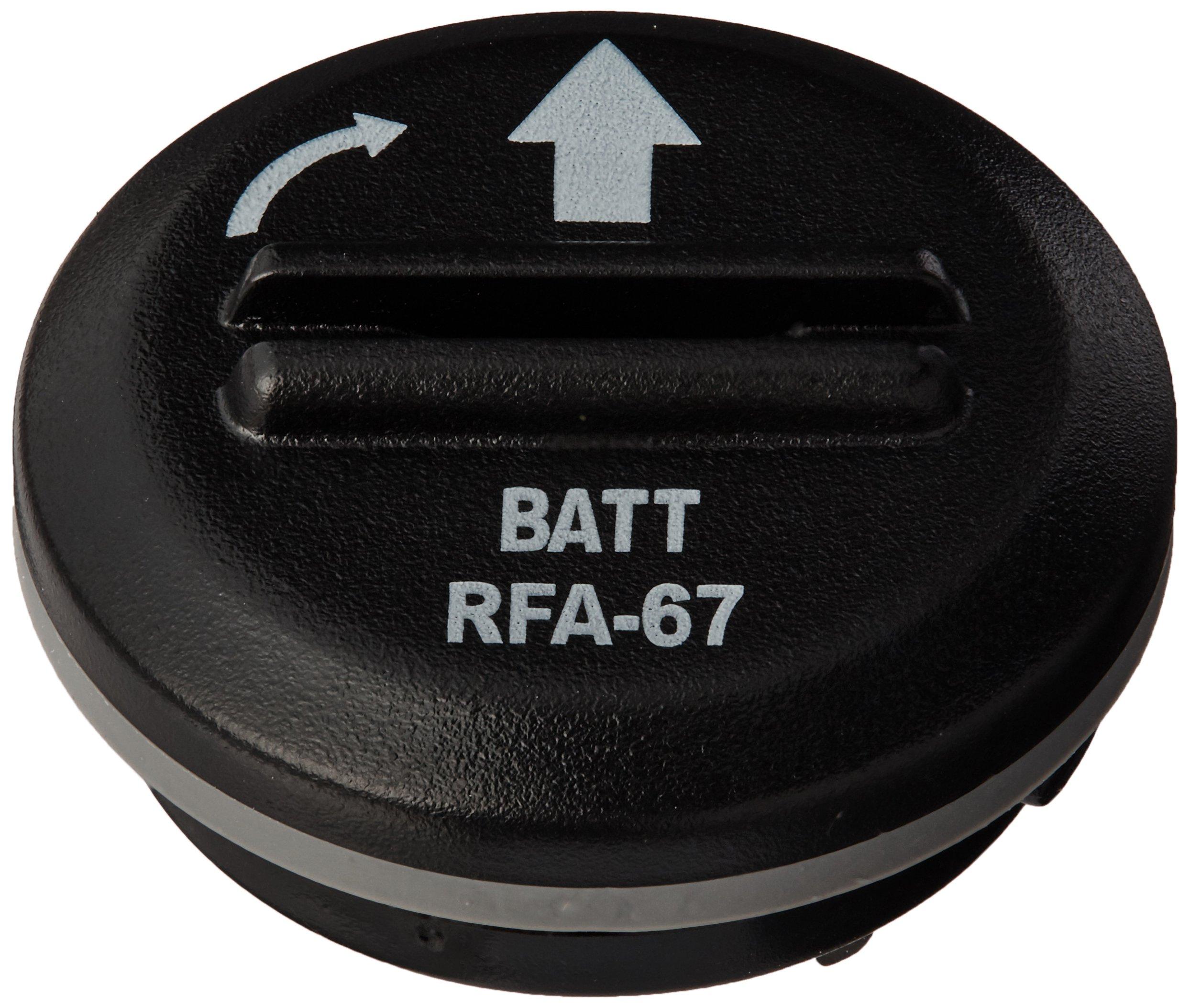PetSafe - Lot de 2 Piles RFA67D-1 Compatible Collier de Dressage, Anti-Aboiements et Anti-Fugue pour Chien