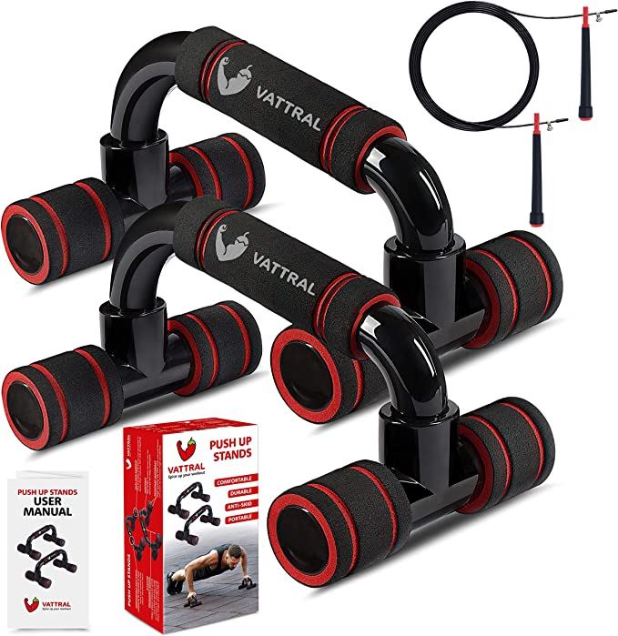 Body Building Fitness Training Gym Exercise Stands Pushup Support Board FLOFIA Push Up Board 14 in 1