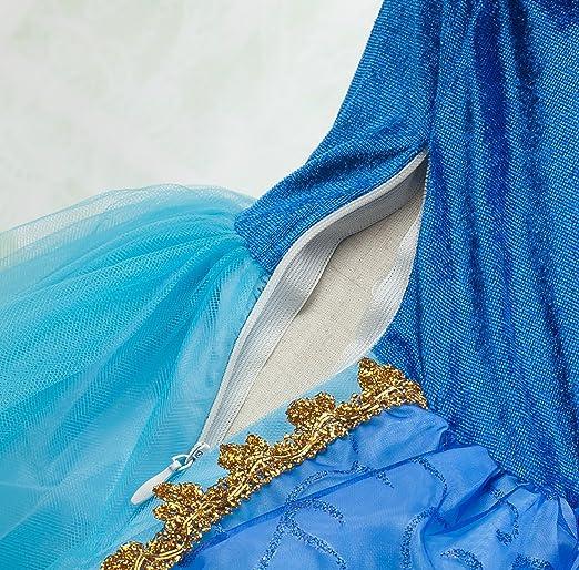 Auspicious beginning Vestido Princesa Partido Manga Larga ...
