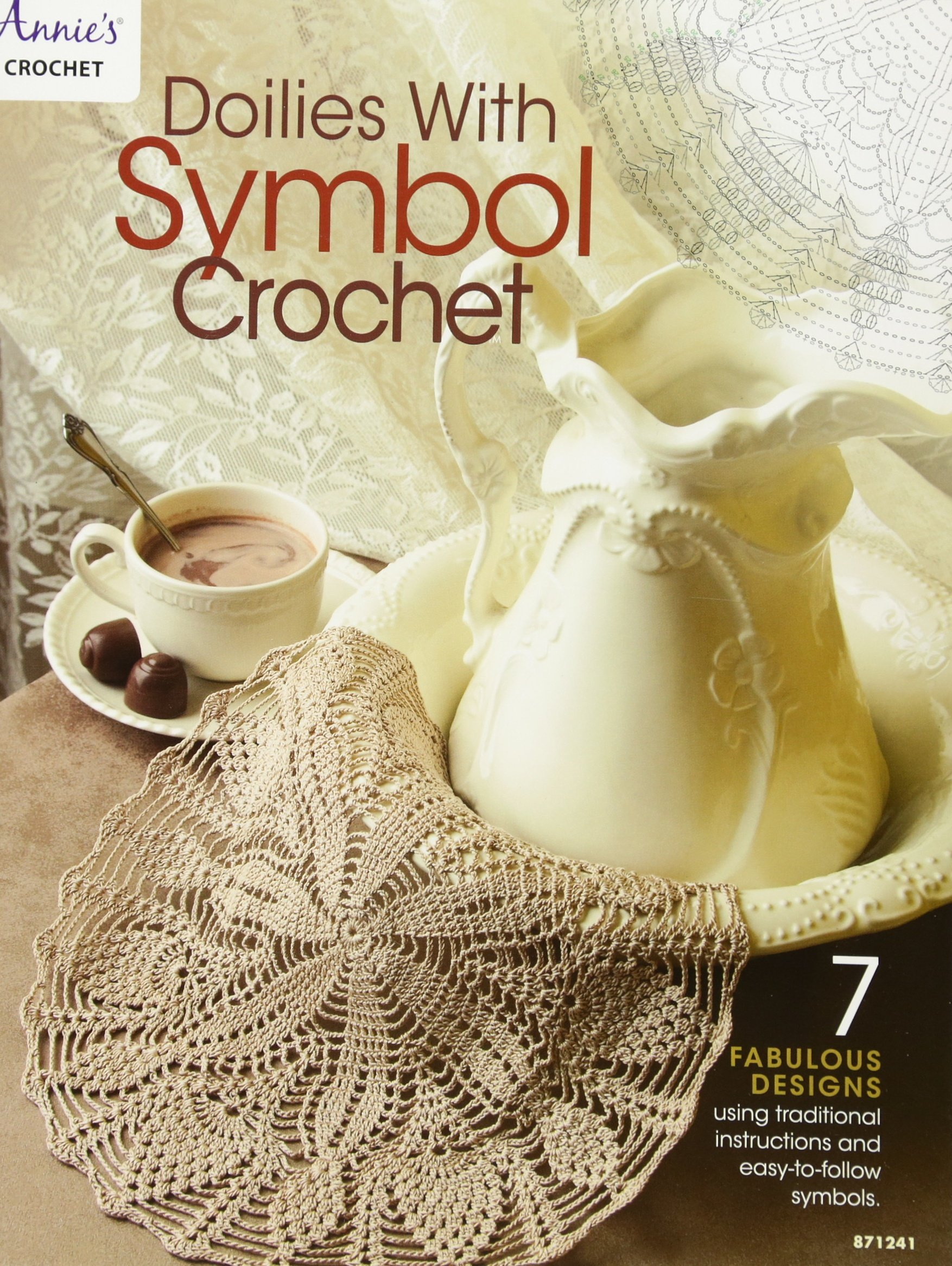 Doilies with Symbol Crochet (Annie's Crochet) Paperback – 15 Jan 2013