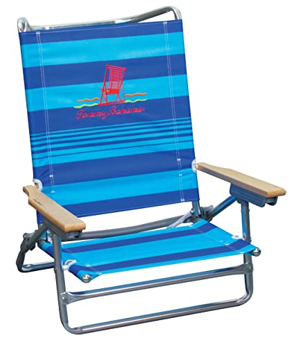 Amazing Amazon Com Tommy Bahama 5 Position Classic Lay Flat Beach Pabps2019 Chair Design Images Pabps2019Com