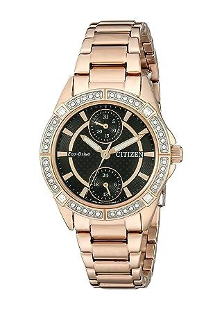 86f8e12b5f53d3 Amazon.com: Drive from Citizen Eco-Drive Women's Watch, FD3003-58E: Watches