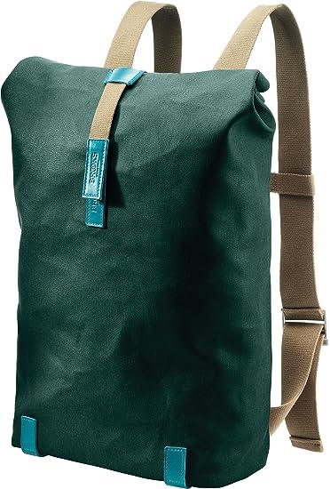 3b884dd47 Amazon.com : Brooks Saddles Pickwick Day Pack, Basil Green, 26 L ...