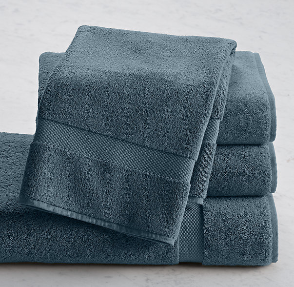 802-Gram Turkish Hand Towel | Color- Nocturne