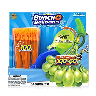 ZURU Bunch O Balloons Launcher 1pk: Toys & Games