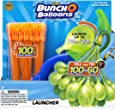 ZURU Bunch O Balloons 2 Launchers with 130 Rapid-Filling Self-Sealing Water Balloons, Multi, One Size