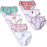Dreamworks Girls Trolls 7 Pack Panties - Multi