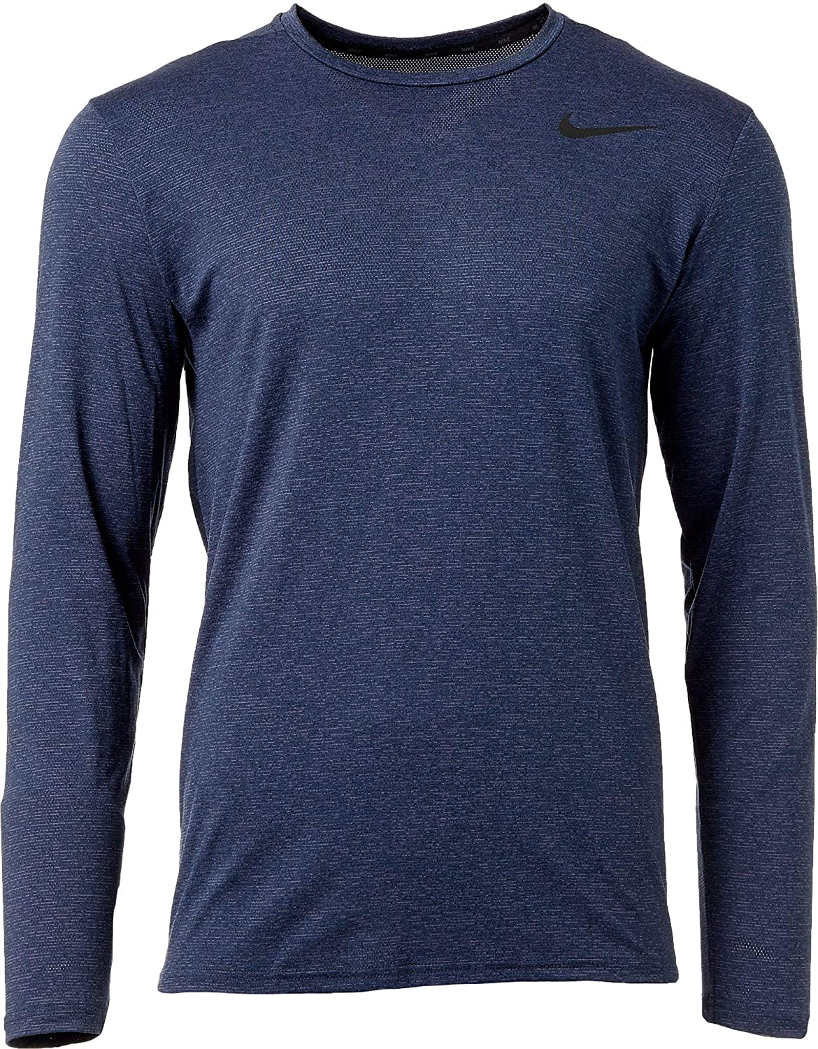 Nike Mens Dry Static Long Sleeve Training Top