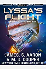 Lyssa's Flight - A Hard Science Fiction AI Adventure (The Sentience Wars - Origins Book 3) Kindle Edition