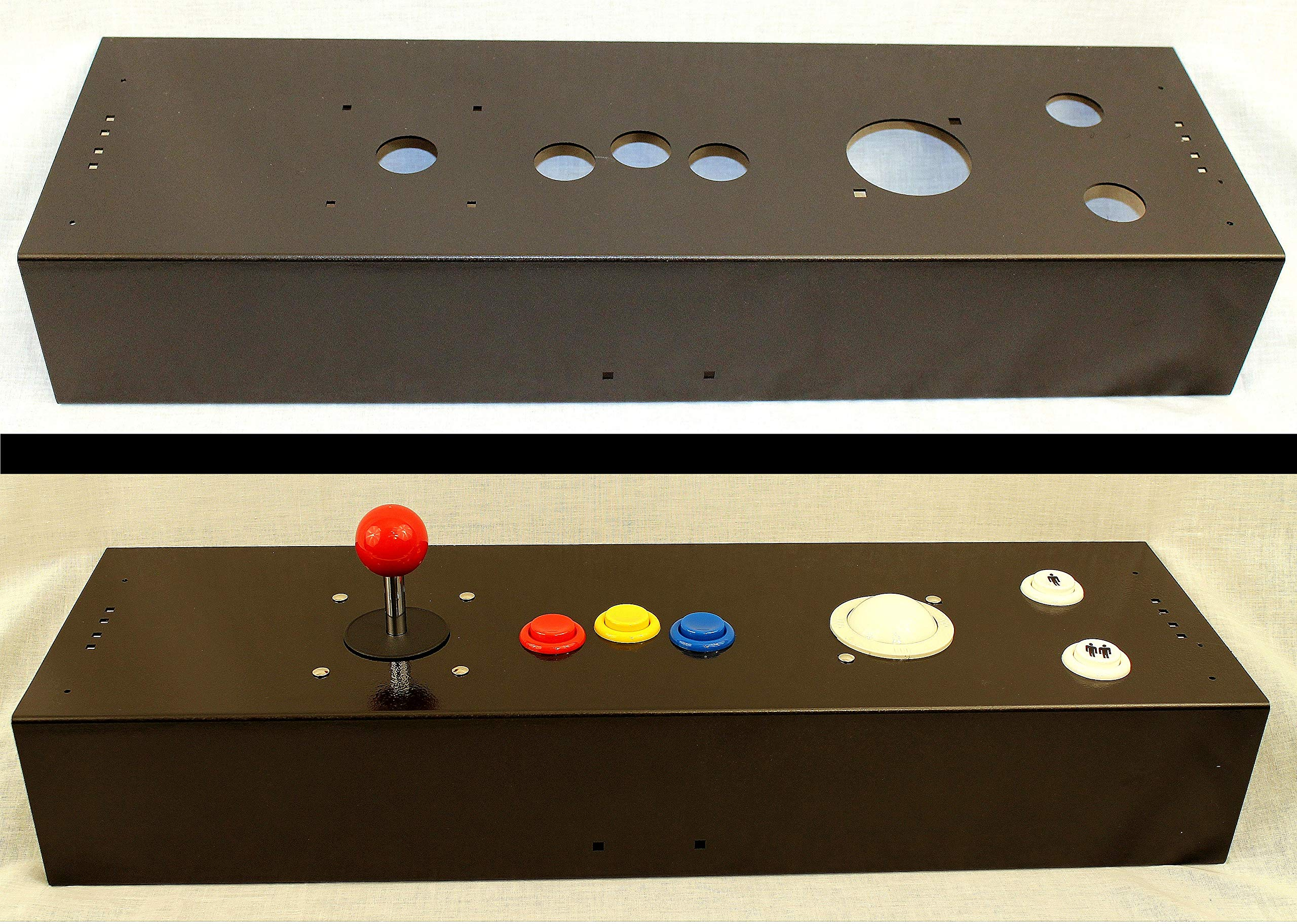Arcade Mounting Bolt kit for RetroArcade.us 3 Inch trackball and control panels