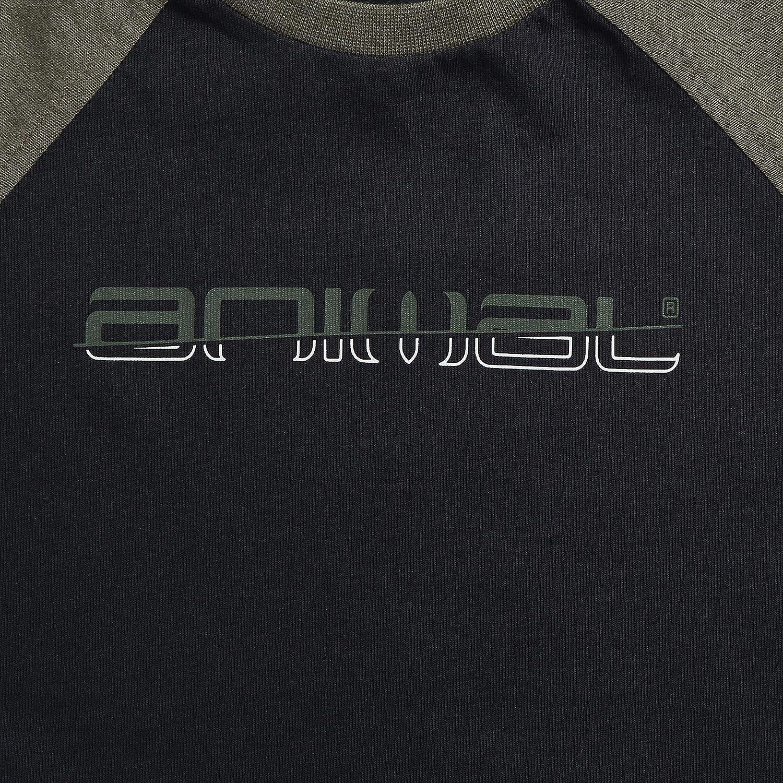 Camiseta de Manga Larga para ni/ño Animal Bert