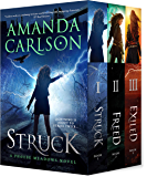 Phoebe Meadows Boxed Set: Struck, Exiled, Freed