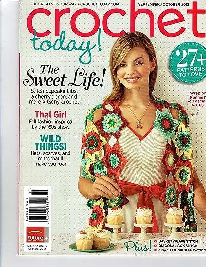 Amazon Crochet Today May June 2011 Crochet Patterns Arts