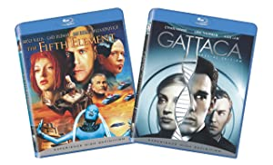 The Fifth Element / Gattaca [Blu-ray]