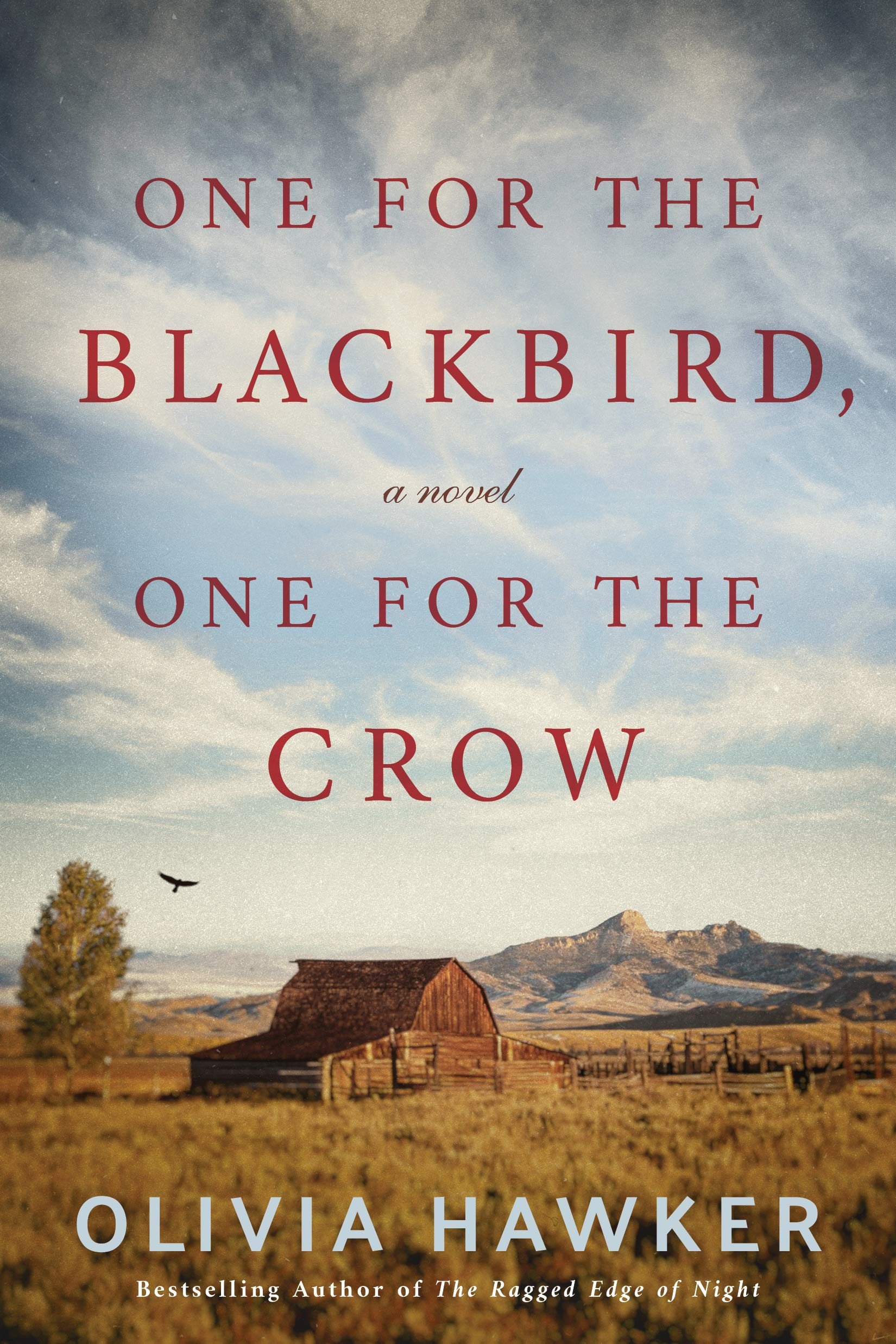 Small Town Books - One for the Blackbird, One for the Crow
