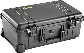 product image for Pelican 1510 Hybrid Case - With TrekPak Dividers and Foam (Black)