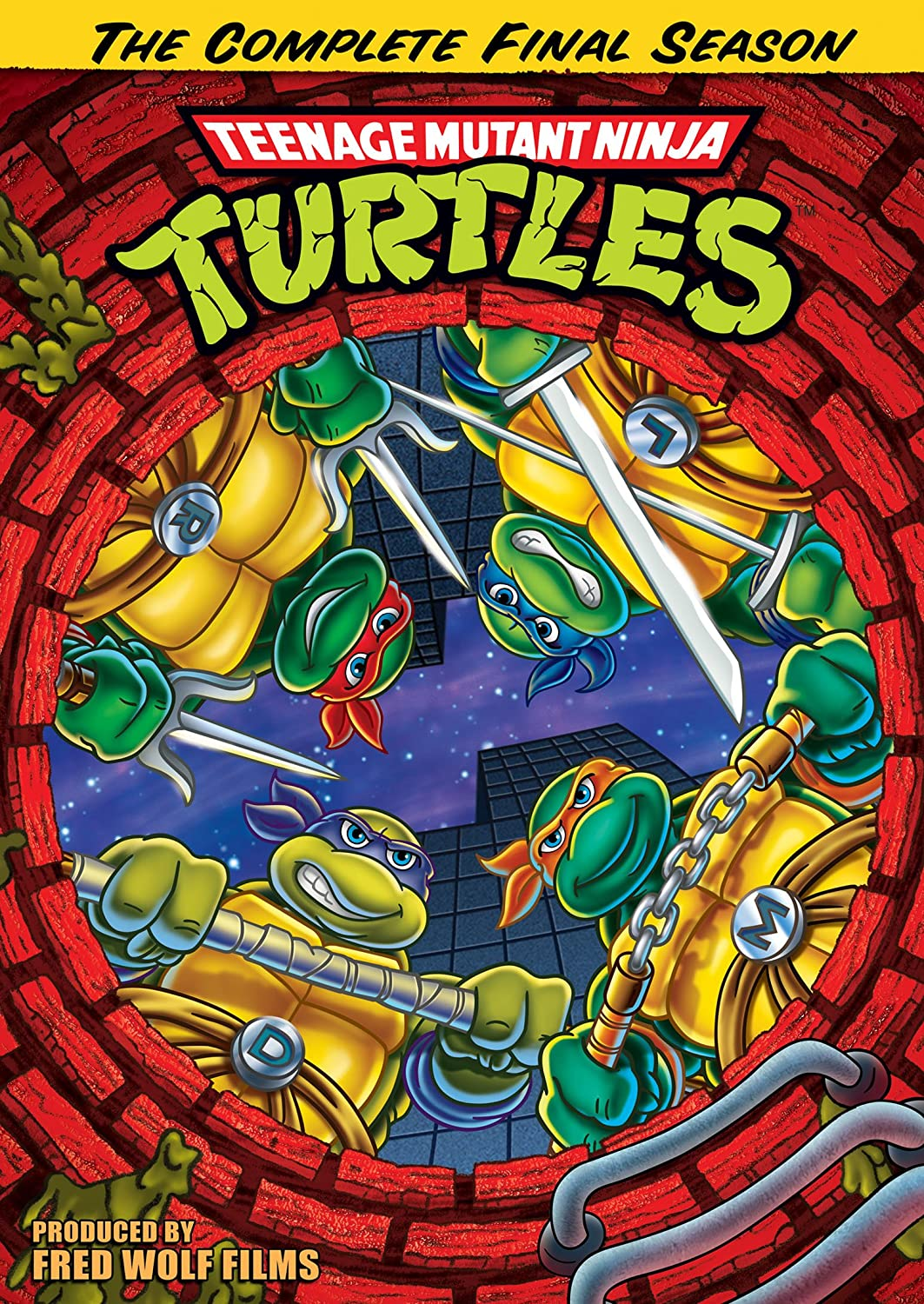 Amazon.com: Teenage Mutant Ninja Turtles Season 10: The ...