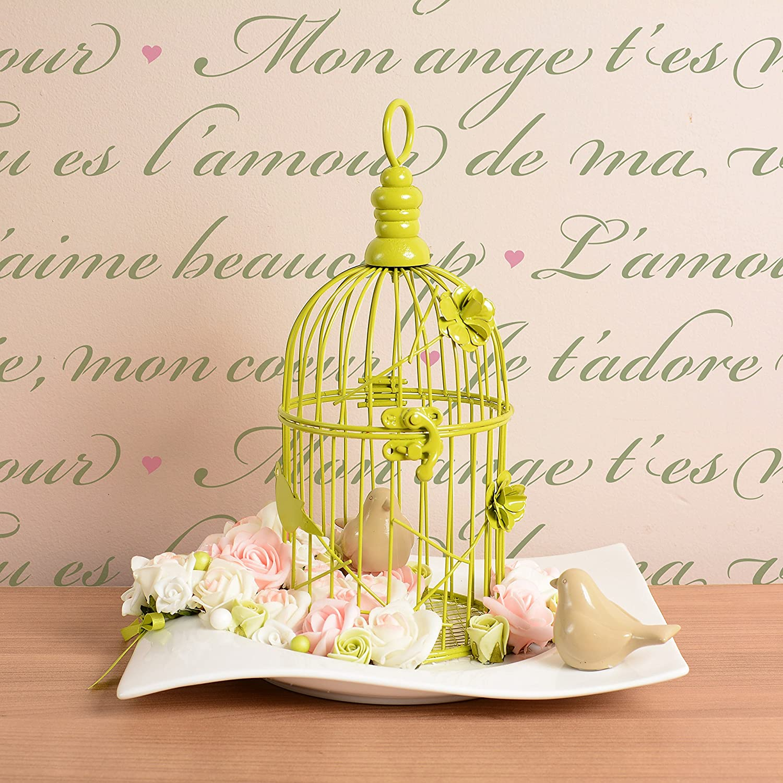 Amazon.com: Royal Design Studio French Love Letters Furniture ...