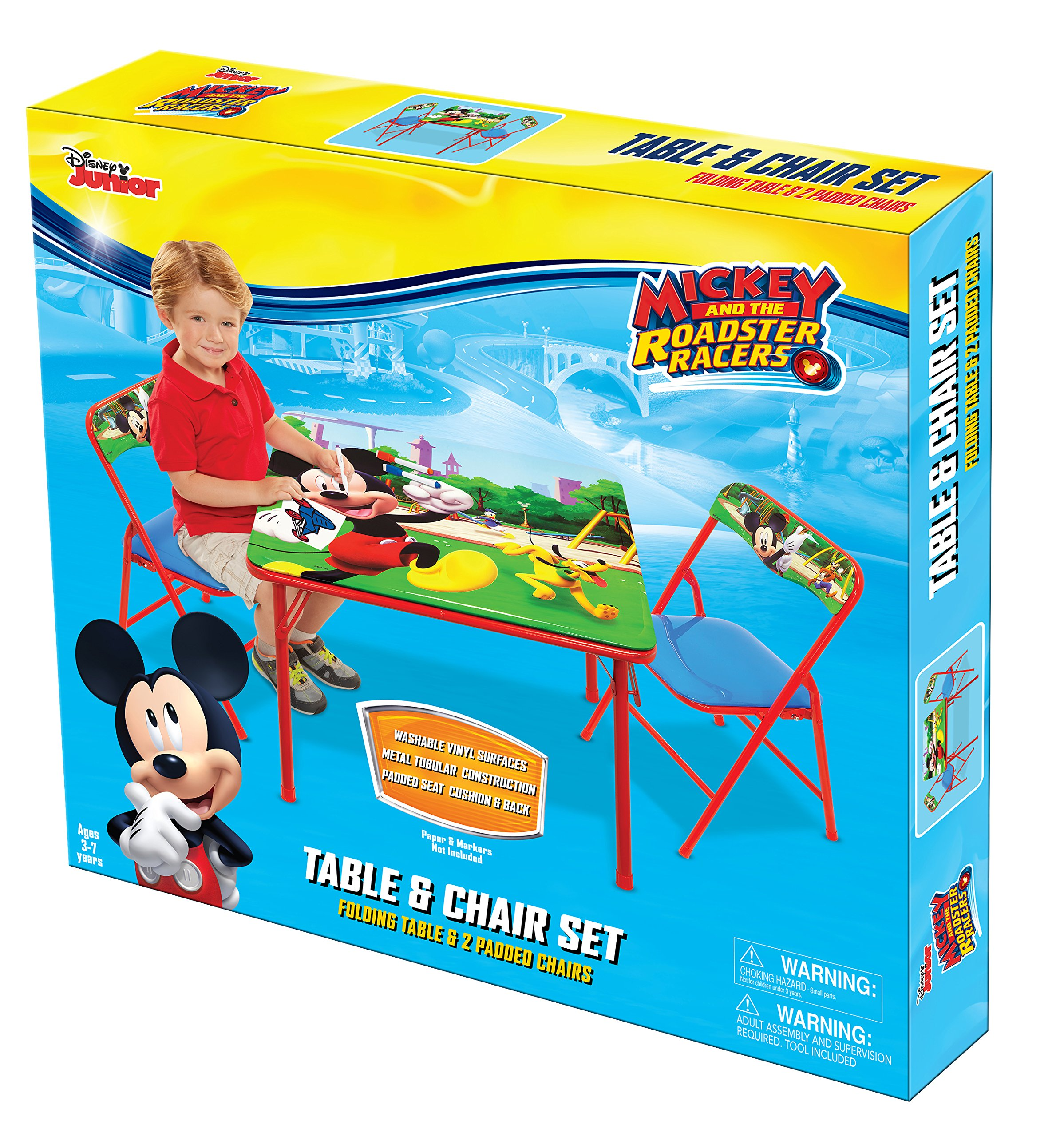 Mickey Mouse Club House New Clubhouse, Mickey Activity Table Playset by Mickey Mouse (Image #2)