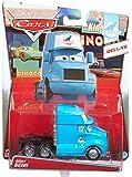 Disney Pixar Cars Deluxe Oversized Diecast Car Dinoco The King Gray Semi Cab - Véhicule Miniature - Voiture