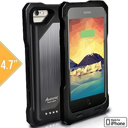 Amazon.com: iPhone 6S batería Caso, iPhone 6 Caso, Heavy ...