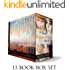 Mega Box Set #1 (Pioneer Wilderness Romance Box Set Series)