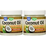Nature's Way Coconut Oil, 16 Ounce (Pack of 2)