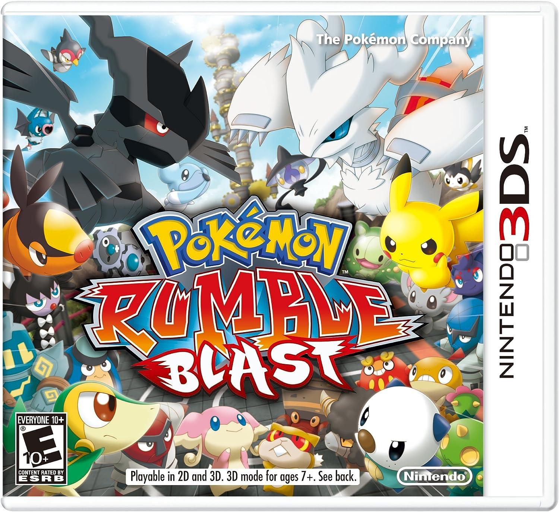 Amazon com: Pokemon Rumble Blast: Video Games